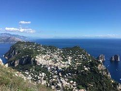 Sentiero Del Passetiello Capri
