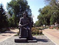 Monument to Tsar Fyodor Ivanovich