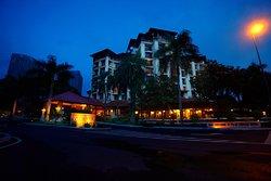 Palm Garden IOI Resort City