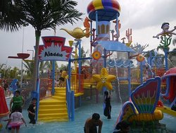 WaterWorld @ i-City
