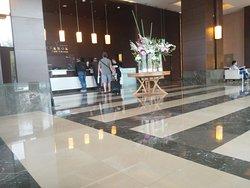 Çok ferah, temiz bir şehir oteli.