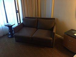 Sitzgelegenheit Deluxe Zimmer
