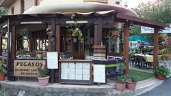 Pegasus Restaurant - Coffee Shop