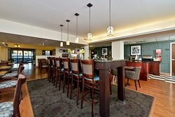 Continental Breakfast Dining Room