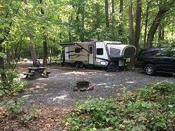 Warwick Woods Campground