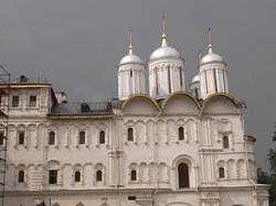 Patriarch's Palace and the Twelve Apostles Church