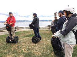 Burlington Segways