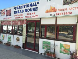 ‪Traditional Kebab House‬