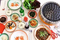 불고기 Bulgogi (Korean BBQ)