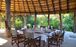 Lower Zambezi Lodge