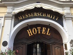 Romantik Hotel Weinhaus Messerschmitt