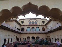 Fort Hopping in Alwar, Rajasthan