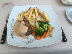 Best steak in Benahavis