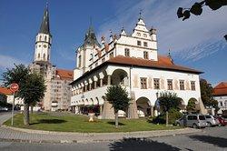 Historické centrum města Levoča