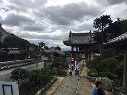 Kuil Dainichiji - Kuil Kurotanidera