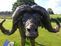 British Ironworks Centre & Shropshire Sculpture Park