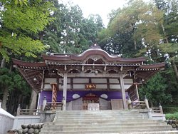 Shirakawa Hachiman Shrine Festival Hall