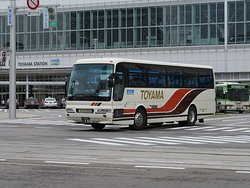Toyama Chihou Tetsudou - Bus