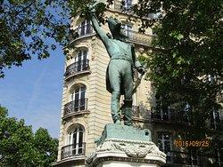 Michel Ney Monument