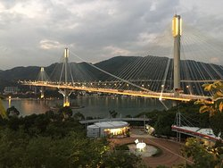 Ting Kau Bridge