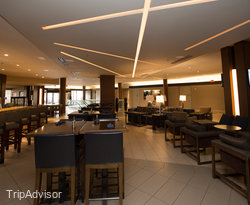 Flights Lounge & Grill at the Houston Airport Marriott at George Bush Intercontinental