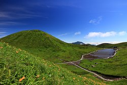 Mt. Akita Komagatake