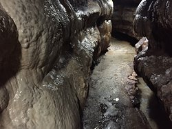 Sembutsu Limestone Cave