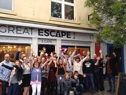 The Great Escape Waterford
