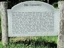 ‪Dils Cemetery‬