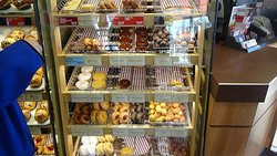 Tim Hortons Has amazing Donuts! Just loved the fall flavors
