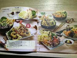 Good Japanese food for casual dining