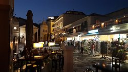 Zakynthos  town. Small and friendly with a great choice of shops restaurants and bars (222866068)