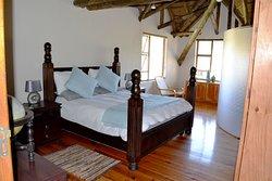 Upstairs luxury room