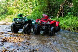 Irie Lucian ATV Trails and Hikes