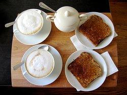 PorPan - Panadería Cafetería