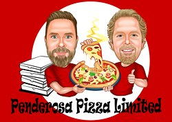 Penderosa Pizza Limited