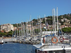 Port de Sainte-Maxime