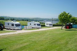 Hardstand Caravan pitches