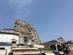 Kanthimathi-Nellaiyapper Temple