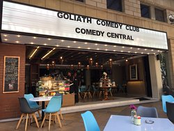 Goliath Comedy Club