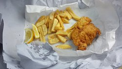Penguin Tuckerbox Fish n Chips