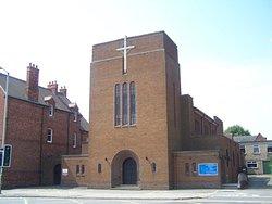 St Edwards Roman Catholic Church