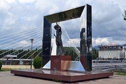 Vladimir Vysotsky Monument