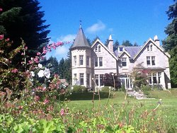 Tigh na Sgiath Country House Hotel
