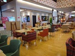 Raku Spa Cafe Hamamatsu