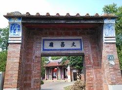 Sih Jhang Li Wun Chang Temple
