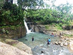 Tundo Telu Waterfall