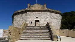 The Fremantle Round House
