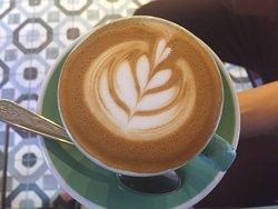 El mejor cafe de Madrid!!