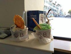 B. ICE - il gelato di Borgognissanti